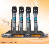 Konferenz-Systems-hohes Stabilitäts-Frequenz UHFradioapparat-Mikrofon