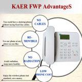ثابتة لاسلكيّة هواتف مع [سم] بطاقة ([كت1000-180ك])