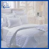Комплекты постельных принадлежностей простынь гостиницы с белым цветом (QHADC995560)