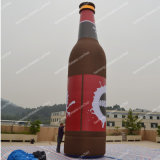 Nuevo Inflatable Bottle Product con Decoration Bottle