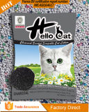 Heiße Haustier-Reinigungs-Produkt-Bentonit-Babypuder-Katze-Sänfte des Verkaufs-2016