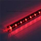 luz de Madrix del meteorito del tubo del 1m SMD 5050 DMX 3D LED RGB