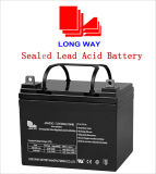 UPS Sealed Lead Acid Battery di 12V33ah Rechargeable