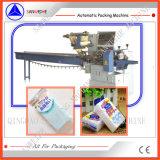 Swsf-450高速スポンジの泡のパッキング機械を包む自動枕袋
