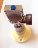 Válvula de ângulo de bronze Cromo-Chapeada