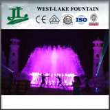 D'intérieur et Outdoor Decorative Use Music Dancing Water Fountains