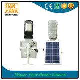 12W integriertes LED Solargarten-Licht mit hohem Lumen