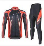 Куртка мотоцикла способа людей Windproof с тканью полиэфира