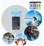 熱い販売の漫画動物PVC防水携帯電話袋