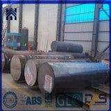 Barra rotonda calda del acciaio al carbonio di pezzo fucinato C45 grande