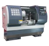 CNC de Scherpe Machine van de Draaibank van de Reparatie van het Wiel voor de Reparatie Wrm28h van de Rand