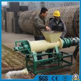 固体液体の分離器を排水している家禽は肥料または肥料の押出機を脅かす