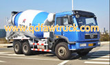 Faw 10 CBMの具体的なミキサーのトラック