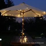 2016 100LEDクリスマスランプの装飾多彩な太陽LEDストリングライト