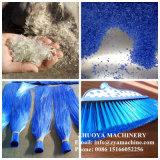 Cadena de producción del monofilamento de la fibra de la escoba del animal doméstico/fabricante de la máquina