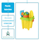 Modelagem por injeção plástica plástica personalizada do escudo plástico dos brinquedos dos miúdos/crianças dos produtos