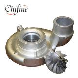 Soem-Turbine-Gehäuse und Abgas-Gehäuse