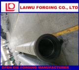 Le moulage de pipe de pièce forgéee ouvert meurent la pièce forgéee selon des pièces détachées du contact ISO9001 de retrait d'usager