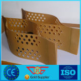 Ровный Textured Perforated пластичный HDPE Geocell