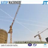 Gru a torre della costruzione del caricamento di punta dell'asta 1t della gru 48m del caricamento di Tc4810 4t