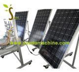 Equipamento educacional Photovoltaic educacional do equipamento de treinamento da conexão da grade do sistema
