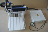 Hölzerne MDF-Ausschnitt-Stich-Tischplattenliebhaberei Mini-CNC-Fräser-Maschine 6090 mit bestem Preis