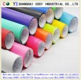 Vinilo auto-adhesivo solvente brillante del PVC, etiqueta engomada del coche para el color de carrocería cambiante de coches