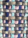 Velours ordinaire de polyester avec l'impression pour le sofa/tissu estampé