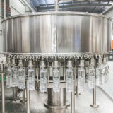 Chaîne de production recouvrante remplissante à grande vitesse de l'eau minérale