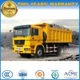 6X4熱い販売Shacman貨物自動車20トンのダンプの20のTのダンプカートラック
