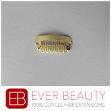 Clips de calidad superior para las extensiones del pelo