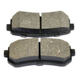 Almofadas de freio de boa qualidade para carros coreanos por atacado04466-42010