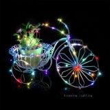 결혼식 홈 정원 훈장을%s LED 끈 장식적인 빛