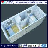 판매를 위한 최신 디자인 화장실 오두막 화물 홈