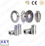 CNCのアルミニウム鋭い縦の製粉するか、または回転機械予備品