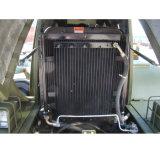 De op zwaar werk berekende Diesel 4W 3m Ruwe Vorkheftruck van het Terrein