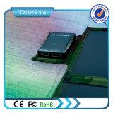 최고 악대 새로운 에너지 15W USB 태양 충전기