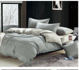 100%Cotton Simple Style Bedding Set Sheet (T47)