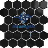 azulejos mágicos de la piscina del mosaico de la porcelana del hexágono de 270X282m m