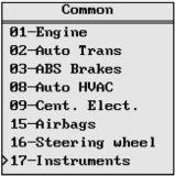 VAG401 для инструмента профессионала VW/Audi/Seat/Skoda