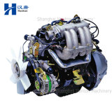 Moteur essence à essence 4Y pour auto van Minibus Hiace pour Toyota