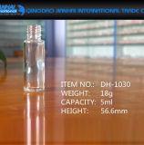 3ml-16ml 화장품을%s 키 큰 둥근 유리 그릇 매니큐어 병