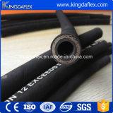 Спирали нержавеющей стали давления En856 4sp шланг высокой гидровлический