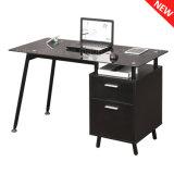 Südamerika-heißer Verkaufs-Schreibtisch mit dem Sperrung des Schrankes (RX-D1174B)