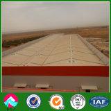 レンガ造建築物のためのプレハブの鉄骨構造か工場かアルジェリアのハンガー