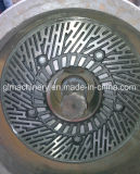 Disco del raffinatore per la strumentazione di spappolamento del raffinatore del disco
