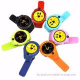 カメラ3.0m (D14)が付いている新しい子供GPSの追跡者の腕時計