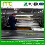 Film estampé de PVC pour le tissu de Tableau