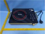 Fornello infrarosso Sm-Dt212 dell'alloggiamento di alluminio di certificazione del CE contabilità elettromagnetica dei CB