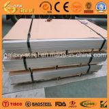 Fabricación inoxidable de la placa de acero SUS316